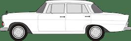 Mercedes 200 - 400