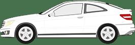 Mercedes CLC Coupe