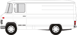 Mercedes T2 Kasten/Bus