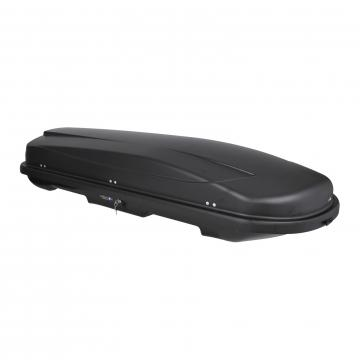 Junior Dachbox Xtreme 450 schwarz matt