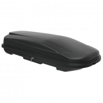 Junior Dachbox Xtreme 600 schwarz matt