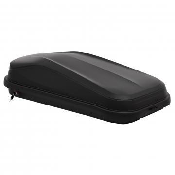 Junior Dachbox Easy 320 schwarz matt