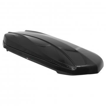Junior Dachbox Strike 440 schwarz glänzend