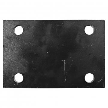 Zwischenplatte Kugelkopf 8mm