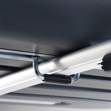 Hapro Gummiprofile für Dachbox