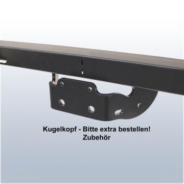Anhängerkupplung für VW Crafter (04.2006 - 12.2016) Typ 2F Pritsche 4,6t zul. Gesamtgewicht Radstand 4325mm