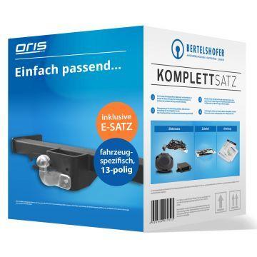 Komplettsatz: AHK und 13 pol. E-Satz für VW Amarok (09.2010 - jetzt)