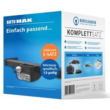 Komplettsatz: AHK und 13 pol. E-Satz für VW LT (28-35) (01.2000 - 04.2006)