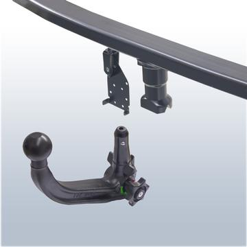 Anhängerkupplung für Ford S-Max Typ WA6 Typ WA6 (06.2010 - 06.2015) ohne Niveauregulierung
