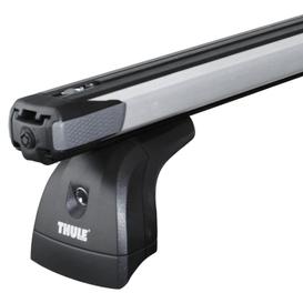 Dachträger Thule SlideBar für Opel Vivaro 06.2014 - 02.2019 Aluminium