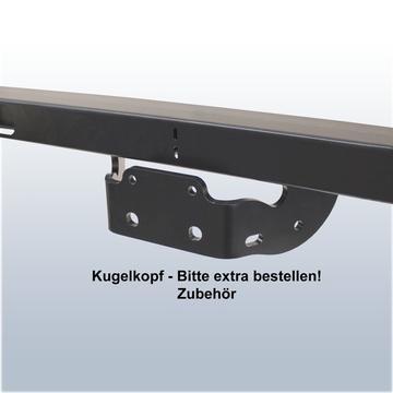 Anhängerkupplung für VW Crafter (04.2006 - 12.2016) Typ 2F Pritsche 5t zul. Gesamtgewicht Radstand 3665mm
