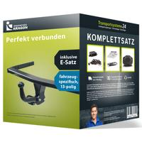 Anhängerkupplung + 13 pol. Elektrosatz Cupra Formentor SUV (10.2020 - jetzt)