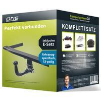 Anhängerkupplung + 13 pol. Elektrosatz Opel Corsa D Fliessheck (11.2006 - 11.2014)