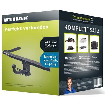 Anhängerkupplung + 13 pol. Elektrosatz Seat Altea Fliessheck (05.2009 - jetzt)