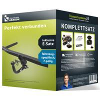 Anhängerkupplung + 7 pol. Elektrosatz Cupra Formentor SUV (10.2020 - jetzt)