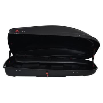 Dachbox G3 Spark 400 schwarz matt