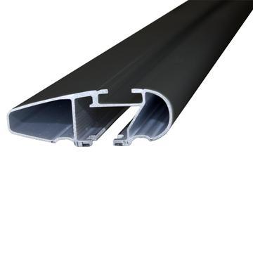 Dachträger Thule WingBar EVO für Suzuki Grand Vitara 09.2005 - 05.2015 Aluminium