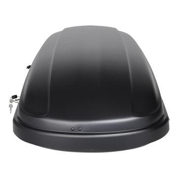 Dachbox Kamei Husky L schwarz matt