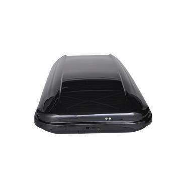 Dachbox Junior PRE 530 schwarz glänzend