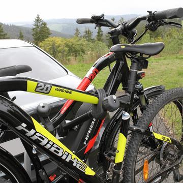 Fahrradträger Westfalia BC 80 BikeLander